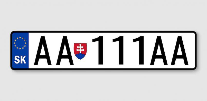 Постановка на учет авто из Германии в Словакии
